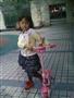 女儿5岁照片
