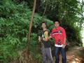 07年暑假高中同学一起去飞龙峡