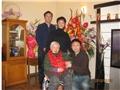 姥姥过九十岁生日