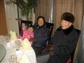 2011年2月1号大蓉和团年爷爷和琦琦